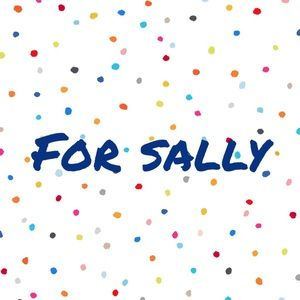For sally